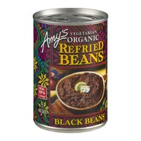 Amy's Vegetarian Organic Refried Black Beans