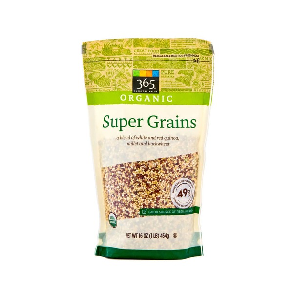 365 Organic Super Grains