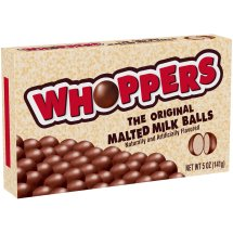 WHOPPERS Malted Milk Balls, 5 Ounces