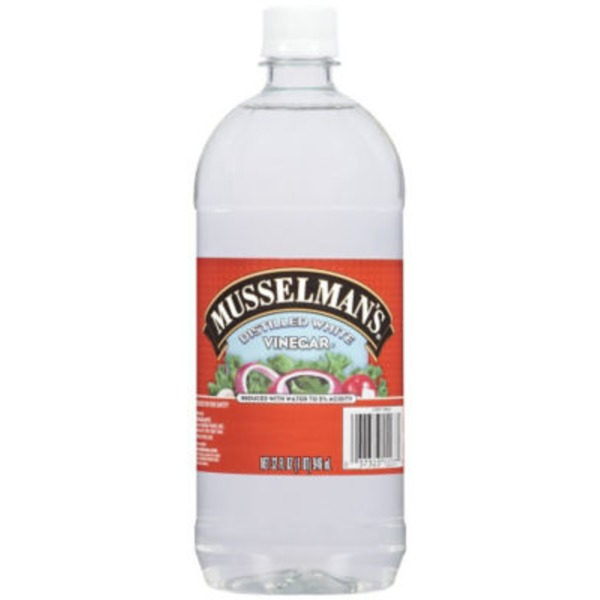 Musselman's White Distilled Vinegar