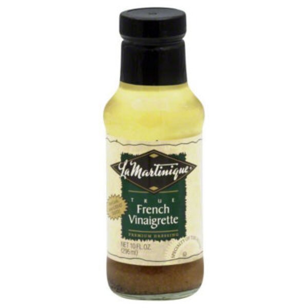 La Martinique French Vinaigrette Premium Dressing