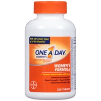One A Day Women's Formula Tablets Multivitamin/Multimineral Supplement