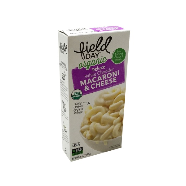 Field Day White Cheddar Mac N' Cheese