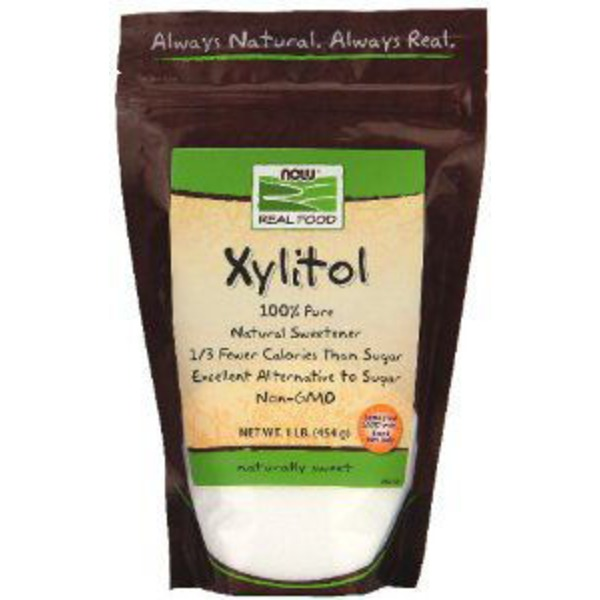 Now Xylitol Pure Sweetner