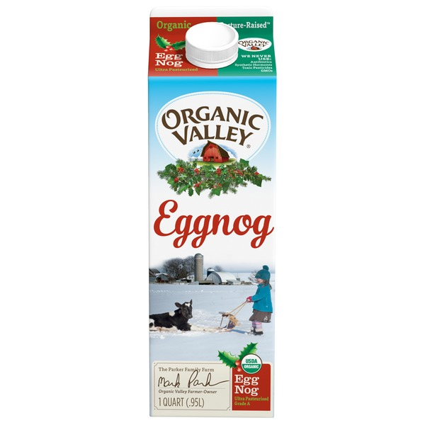 Organic Valley Organic Egg Nog
