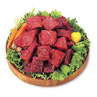 USDA Choice Beef For Stew
