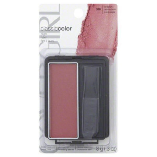 CoverGirl Classic Color COVERGIRL Classic Color Powder Blush, Iced Plum .3 oz (8 g) Female Cosmetics