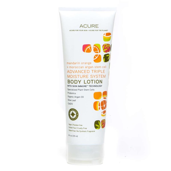 Acure Energizing Body Lotion
