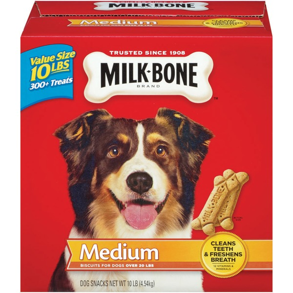 Milk-Bone Original Dog Biscuits - for Medium-Sized Dogs Dog Biscuits