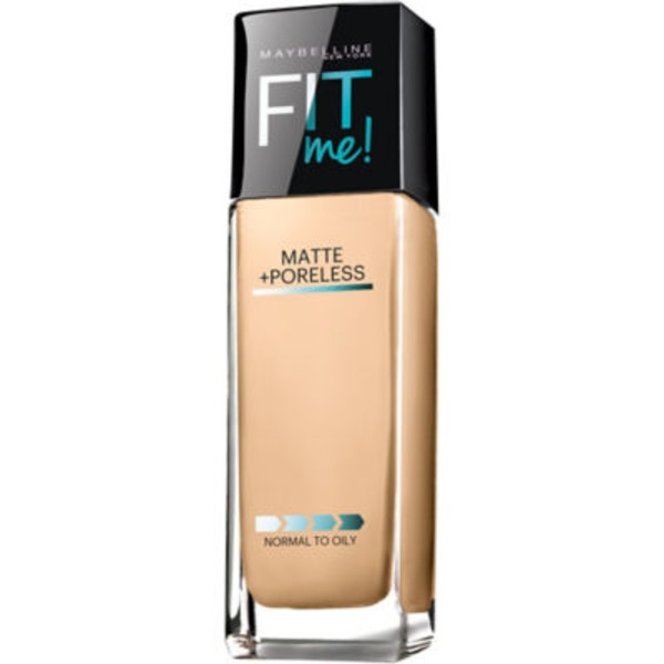 Fit Me® 128 Warm Nude Matte + Poreless Foundation