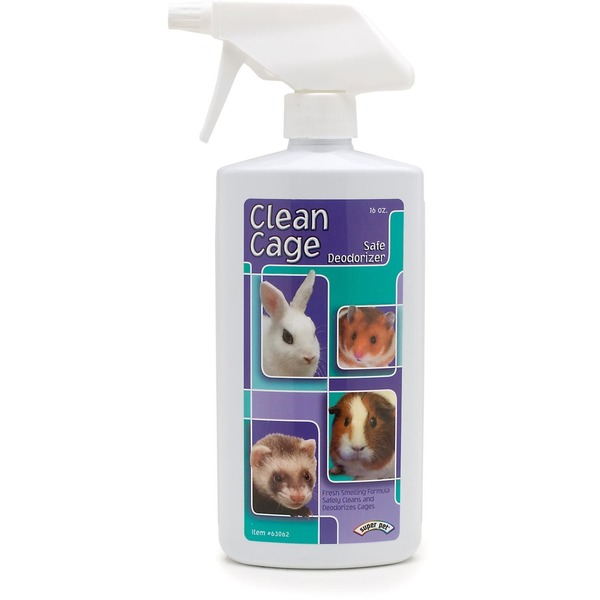 Super Pet Clean Cage Deodorizer
