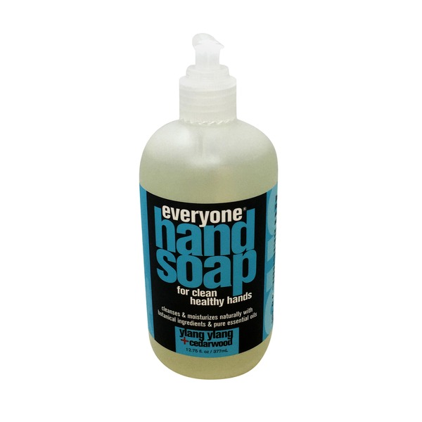 Everyone Ylang Ylang + Cedarwood Hand Soap