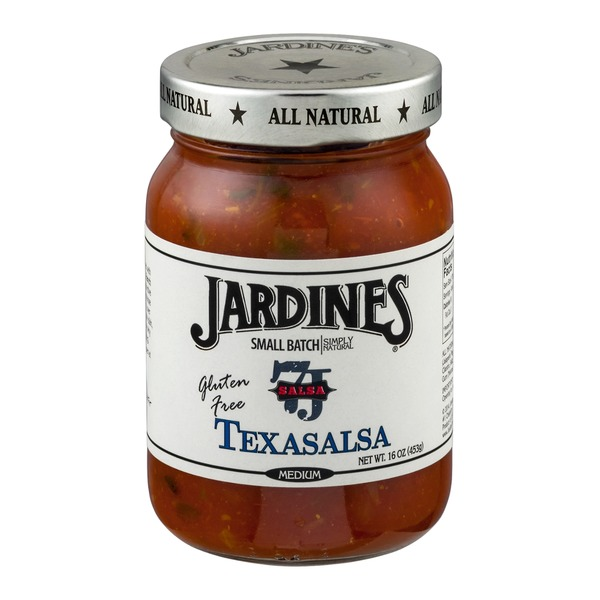 Jardines 7J Salsa Texasalsa Medium