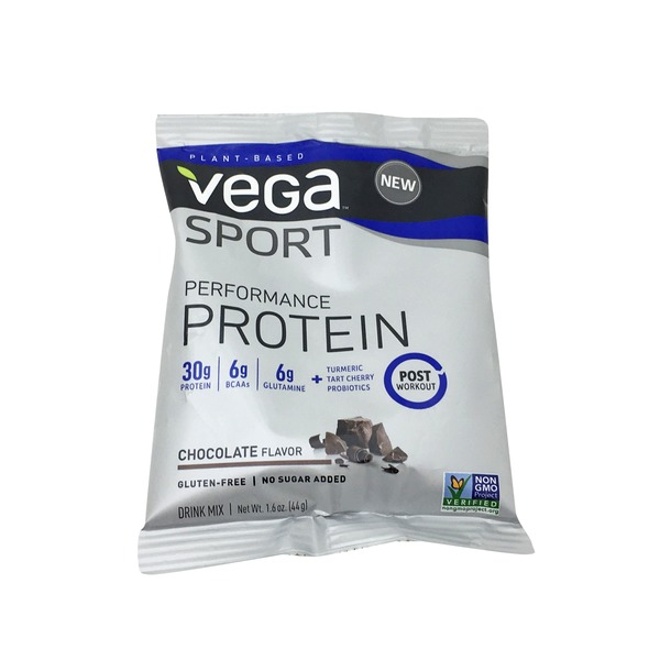 Vega Sport Protein Chocolate Packet