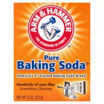 Arm & Hammer Pure Baking Soda 8 Oz Box