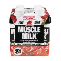 Muscle Milk Non Dairy Protein Shake Strawberries 'n Creme - 4 CT
