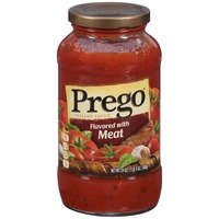 Prego Flavored with Meat Italian Sauce