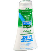 SmartMouth Original Clean Mint Activated Mouthwash