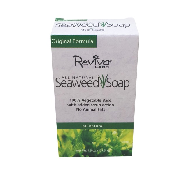 Reviva Labs Labs Seaweed Soap Bar
