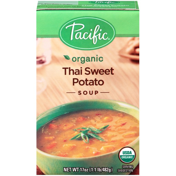Pacific Organic Thai Sweet Potato Soup