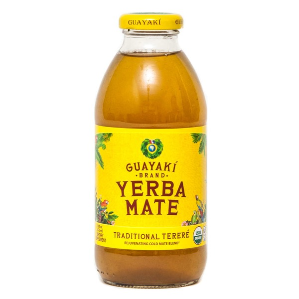 Guayaki Organic Yerba Mate Traditional