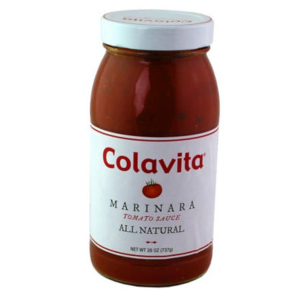 Colavita All Natural Tomato Sauce Marinara