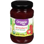 Great Value Organic Strawberry Fruit Spread, 11 oz