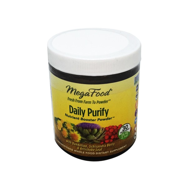 MegaFood Daily Purify Nutrient Booster Powder