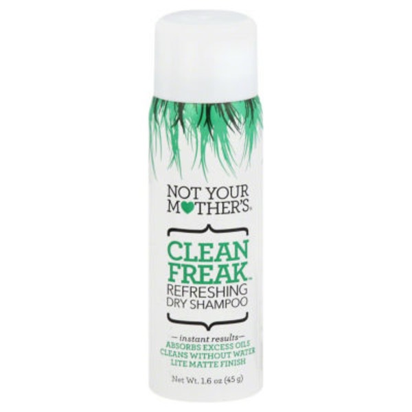 Not Your Mother's Clean Freak Refreshing Shampoo Dry