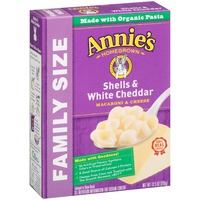 Annie's Homegrown Shells & White Cheddar Macaroni & Cheese