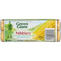 Green Giant® Nibblers® Extra Sweet Corn-on-the-Cob 6 ct. Pack