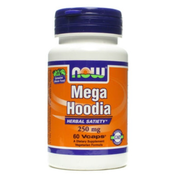 Now Mega Hoodia 250 mg Capsules