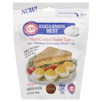 Egglands Best Eggs Hard-Cooked Peeled Medium