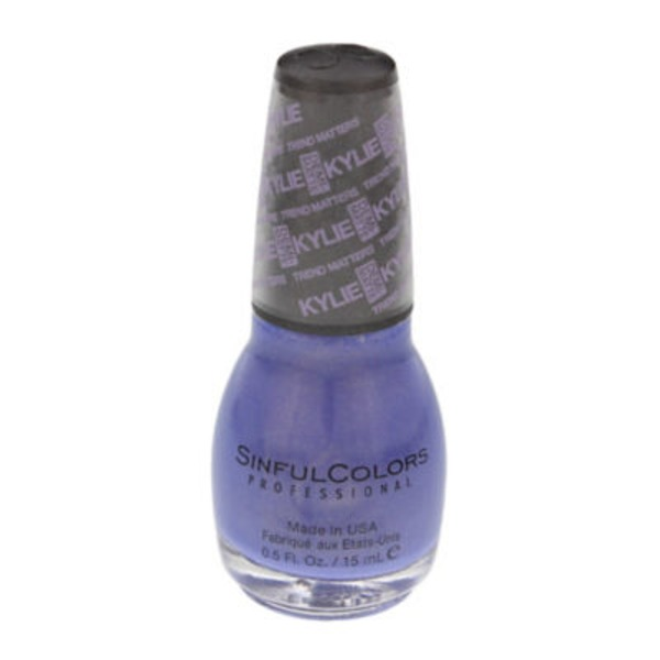 Sinful Colors Kylie Jenner Nail Shine, Kommotion 2079
