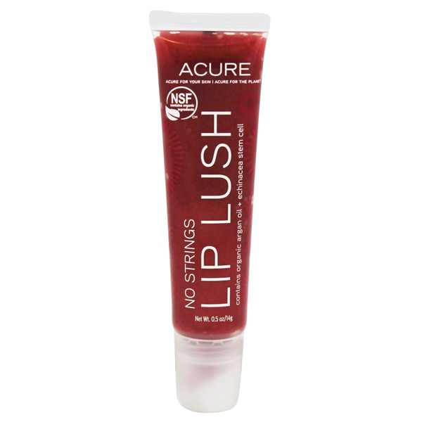 Acure No Strings Lip Lush Gloss