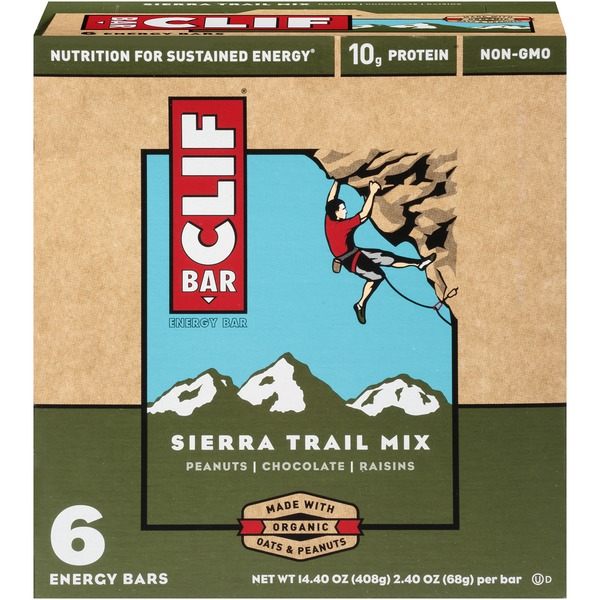 Clif Bar® Sierra Trail Mix Energy Bar