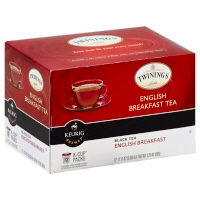 Twinings Pods K Cup Black Tea English Breakfast