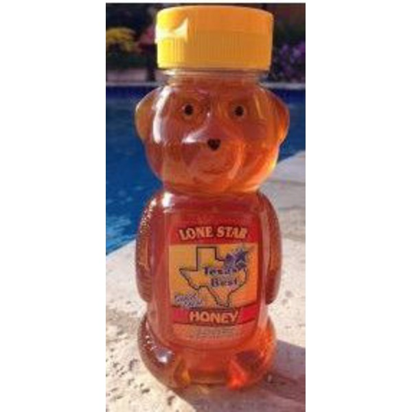 Lone Star Honey Texas Best Pure Natural Honey