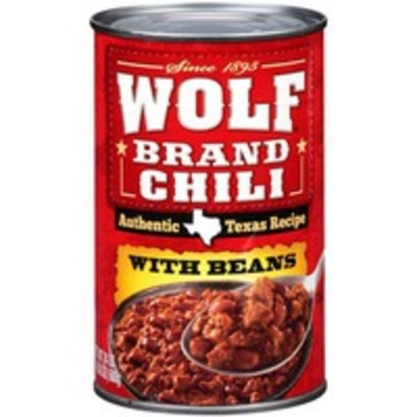 Wolf Chili With Beans