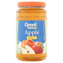 Great Value Apple Jelly, 18 oz