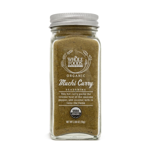 365 Spicy Curry Rub Organic Seasoning