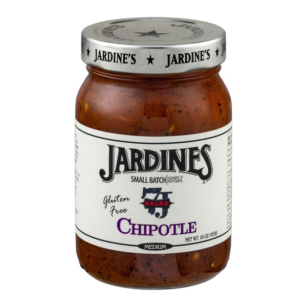 Jardines 7J Salsa Chipotle Medium
