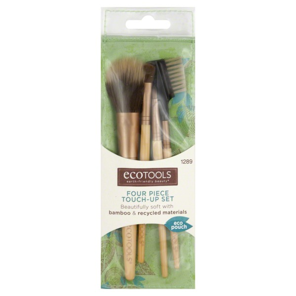 EcoTools Touch-Up Set, Four Piece