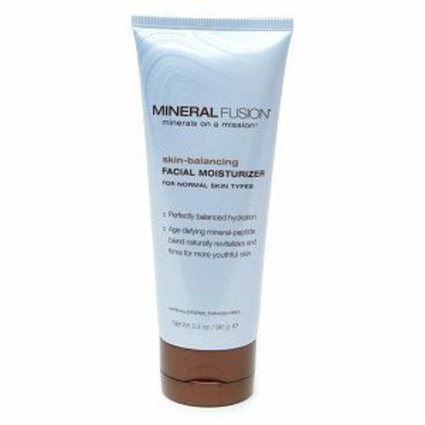 Mineral Fusion Skin Balancing Facial Moisturizer For Normal Skin Types