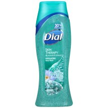 Dial Skin Therapy Body Wash, Himalayan Salt & Exfoliating Beads, 21 Ounce