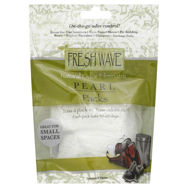 Fresh Wave Baby Pearl Packs