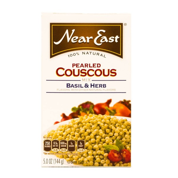 Near East Pearled Basil & Herb Couscous Mix