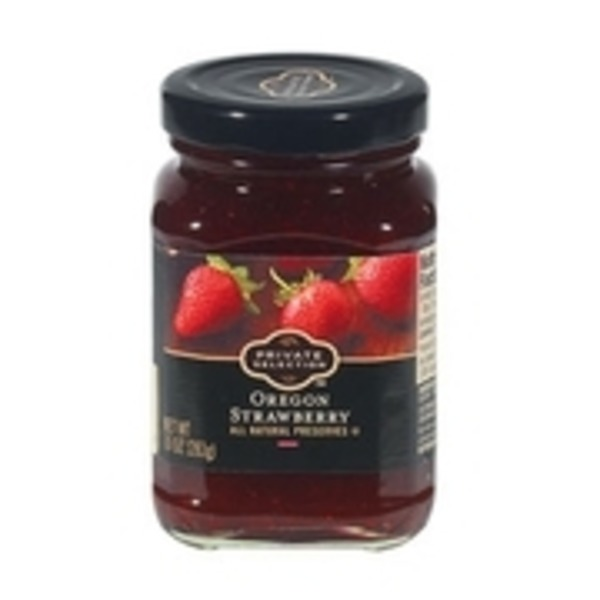 Kroger Private Selection Oregon Red Raspberry Preserves