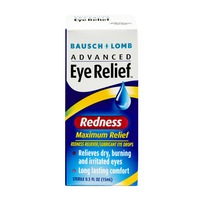 Bausch & Lomb Bausch & Lomb Advanced Eye Relief Redness Reliever/Lubricant Eye Drops