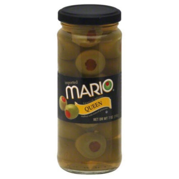 Mario Olives, Spanish, Queen, Imported